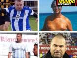 El antes y después de algunos jugadores retirados