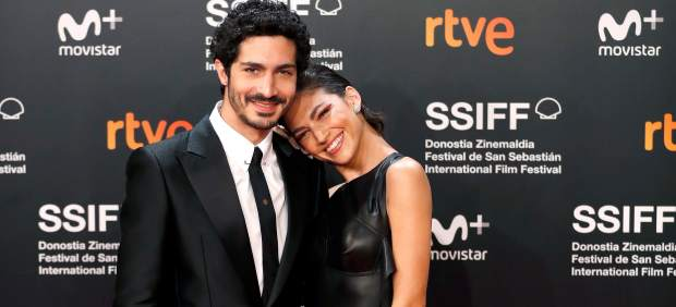 'Chino' Darín y Úrsula Corberó