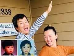 Dos hermanos se reencuentran 34 años después de ser separados gracias al ADN