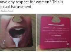 Polémica por este anuncio de pasta dental para universitarios en Inglaterra