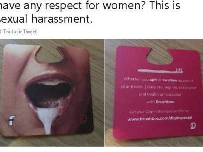 Anuncio sexista