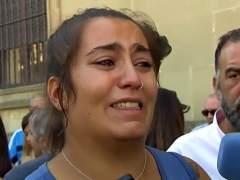 """Una hija de la mujer asesinada por su pareja: """"Nadie la escuchó, nadie la creyó"""""""