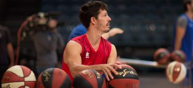 El 'anónimo' Óscar Herrero se mete en la final del concurso de triples de la ACB