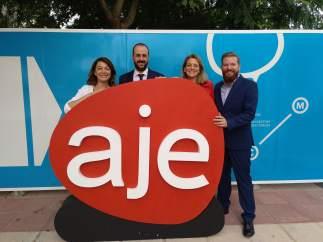 La CARM y AJE lanzan una nueva edición de 'Murcia Empresa'