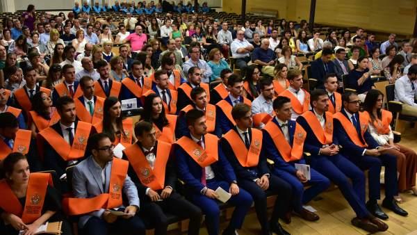 Graduación UCLM