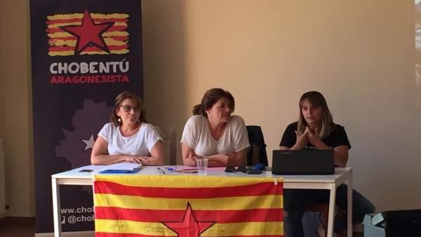 Escuela de Verano de Choventut Aragonesista.