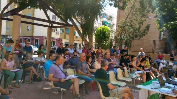 Patio de Adelante Andalucía en Almería