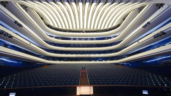Auditorio de Les Arts