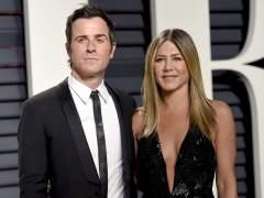 Justin Theroux rompe su silencio tras su divorcio con Jennifer Aniston