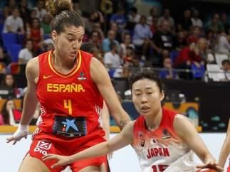 España se estrena con victoria ante Japón en el Mundial femenino de Basket