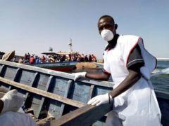 Ya son 225 los cuerpos recuperados del naufragio de un ferri en el lago Victoria de Tanzania