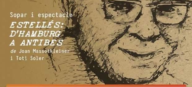Palma acoge el 'Sopar Estellés 2018' para recordar la figura del poeta Vicent Andrés Estellés