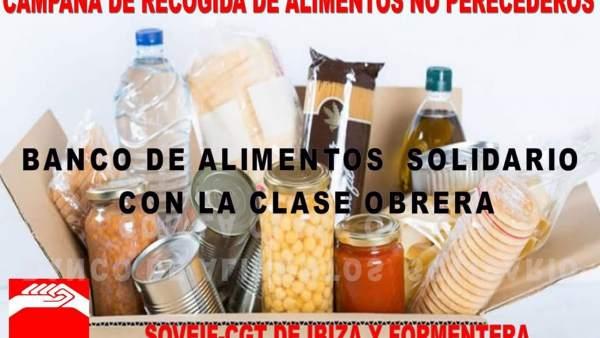 Banco de alimentos solidario