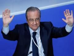 """Florentino: """"El Madridno jugará en Estados Unidos"""""""