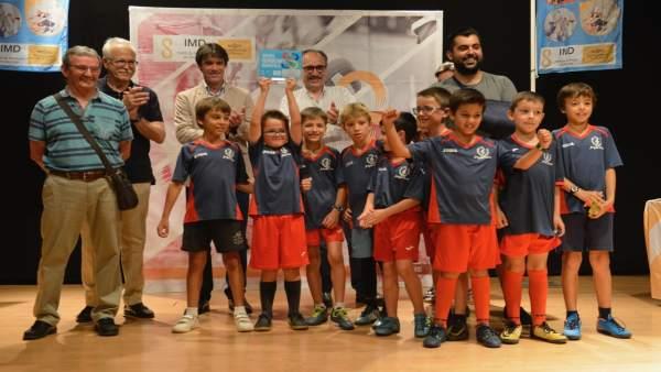 Escuela deportiva municipal en Sevilla
