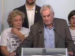 """Ernest Maragall asegura que optar a alcalde de Barcelona es """"una propuesta que no se puede rechazar"""""""