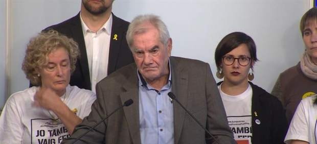 Ernest Maragall asegura que optar a alcalde de Barcelona es