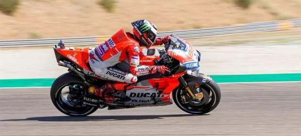 Gran Premio de Aragón de MotoGP 2018 en directo