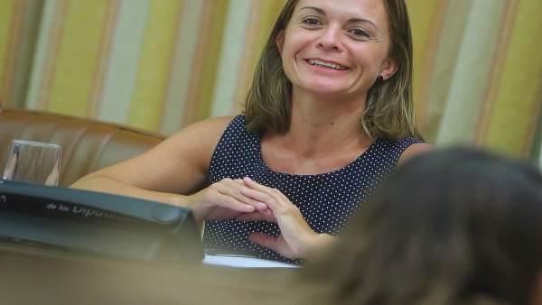 Loreto Cascales, diputada del PP