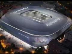 El nuevo Bernabéu se pone en marcha: 575 millones en 35 años