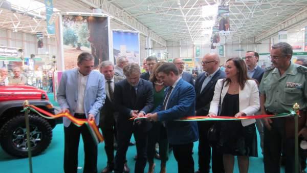 Inauguración de Ibercaza
