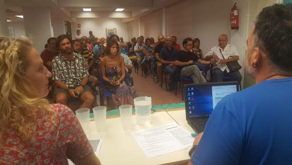Asamblea ciudadana de Ganemos Córdoba