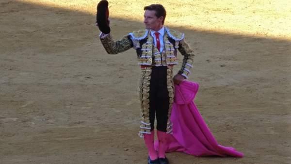 El torero riojano Diego Urdiales