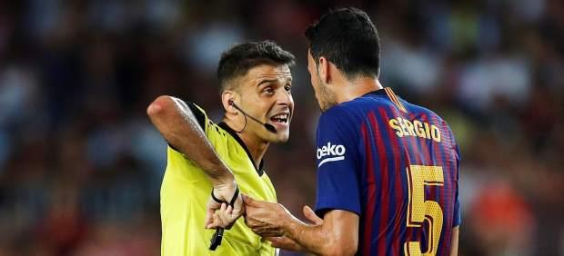 El Barça se queja de la