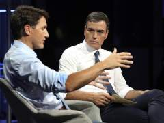Sánchez y Trudeau sellan una alianza progresista