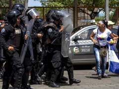 Un muerto, 5 heridos y 10 detenidos en una nueva jornada violenta en Nicaragua