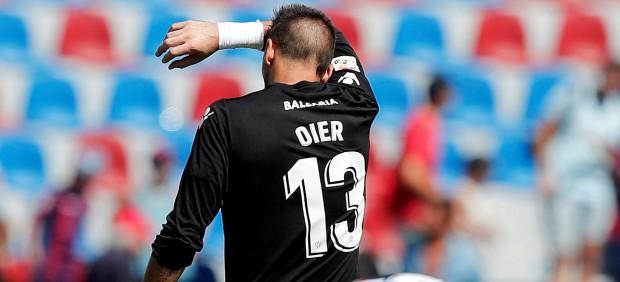 Oier, a su afición:
