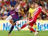 Los futbolistas trasladan a la Liga su disconformidad con la disputa del Girona-Barça en EE UU
