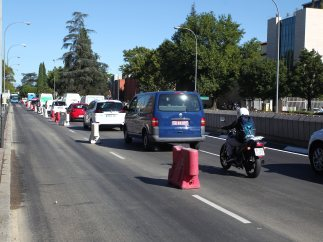 Cola de coches