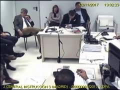 """Los videos del Govern de Puigdemont ante la jueza Lamela: """"Nunca promovimos ningún acto violento"""""""