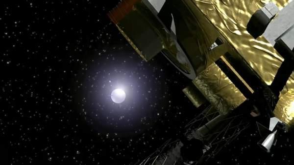 Hayabusa 2 lanza con éxito dos sondas sobre el asteroide Ryugu