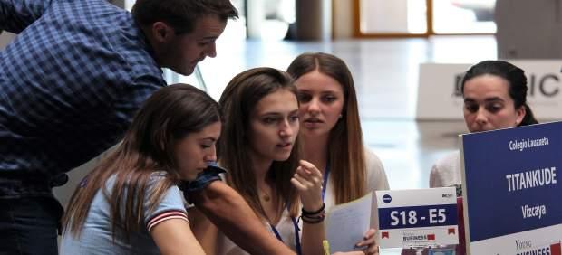El programa 'Young Business Talents' abre el proceso de inscripción para participar en su octava ...