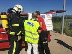 Simulacro internacional ante graves inundaciones en Madrid