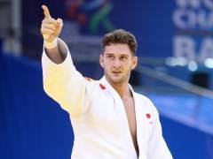 Niko Sherazadishvili, primer español campeón del mundo de judo