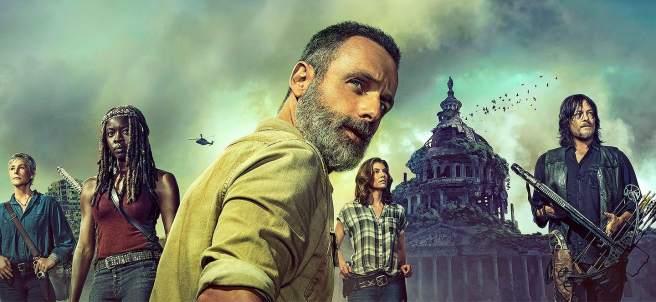 The Walking Dead - Últimas noticias de The Walking Dead en 20minutos.es