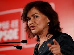 Jueces y fiscales piden a Carmen Calvo respeto y que no presione a la Justicia con los presos independentistas