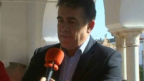 Francisco Bella, exalcalde de Almonte.
