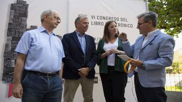 El Congreso del Libro Electrónico de Barbastro ha presentado hoy su 6ª edición