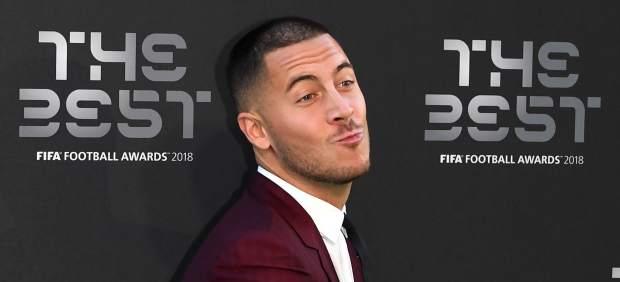 La enésima declaración de amor de Hazard al Real Madrid