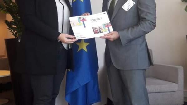 Comisión Europea premia la accesibilidad de Málaga para el turismo inteligente
