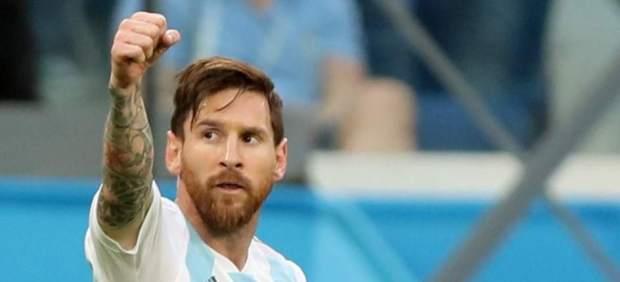 Messi no jugará los próximos amistosos de Argentina ante Irak y Brasil