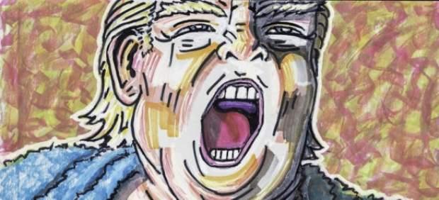 Jim Carrey expondrá sus dibujos y caricaturas de Donald Trump en una galería de Los Ángeles