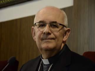 Ángel Fernández Obispo Auxiliar de Toledo