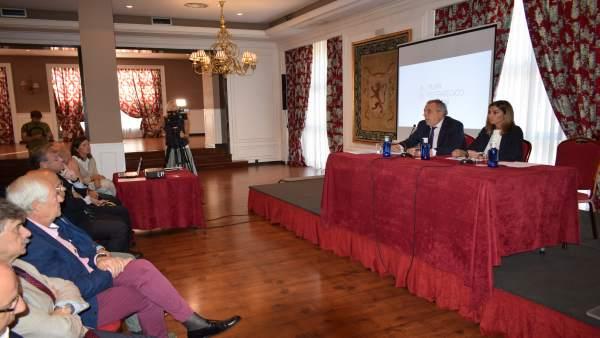 Presentación del Plan Estratégico de León.