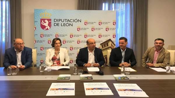 Presentación del Coloquio sobre Geografía del Turismo.