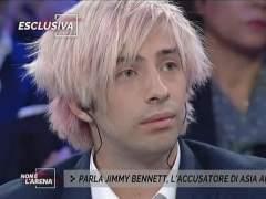 """Jimmy Bennett, ridiculizado por decir que fue """"violado"""" por Asia Argento"""